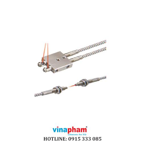 Sợi quang cảm biến đặc biệt sử dụng trong môi trường nhiệt độ cao Fiber Unit HEAT RESISTANT(250 to 350℃) Series