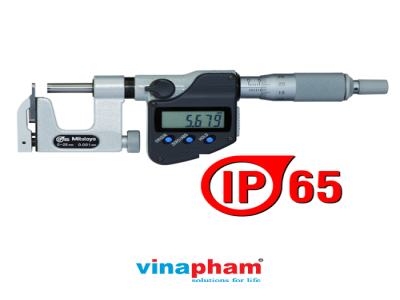 The Mitutoyo (Mitutoyo) ACM-50MX (317-252-30) Dejima tick uni-micrometer measurement range: 25-50mm